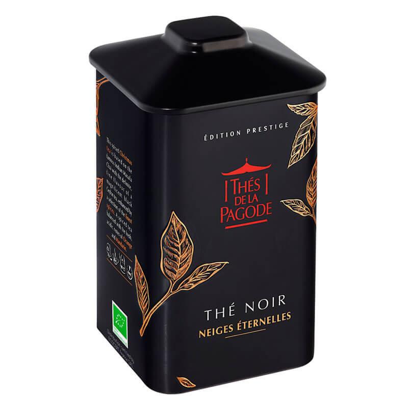 Thé Noir Neiges Eternelles - Visuel de l'Edition Prestige de 100g