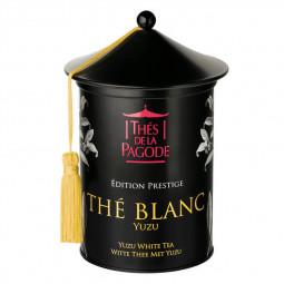 Thé Blanc Yuzu - Visuel de l'Edition Prestige de 100g