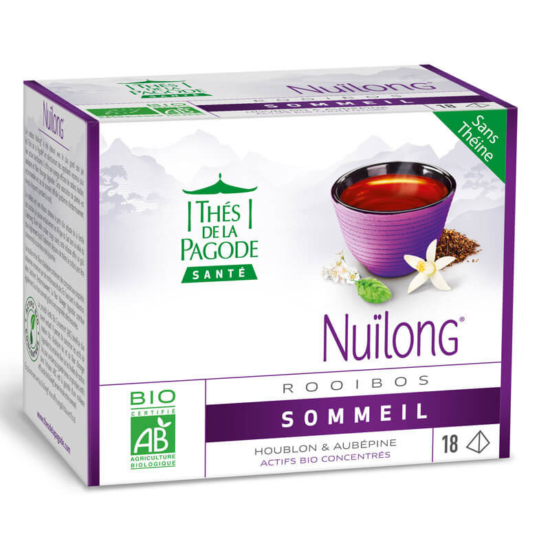 Nuilong - Visuel du packaging 18 sachets
