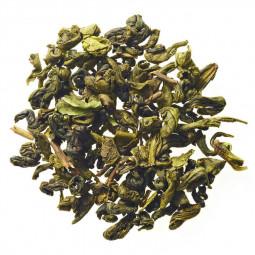 Thé vert à la menthe - Visuel du blend