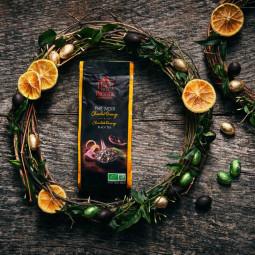 Thé noir chocolat orange - Visuel lifestyle