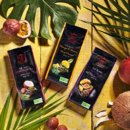 Thé vert mangue ananas - Visuel lifestyle