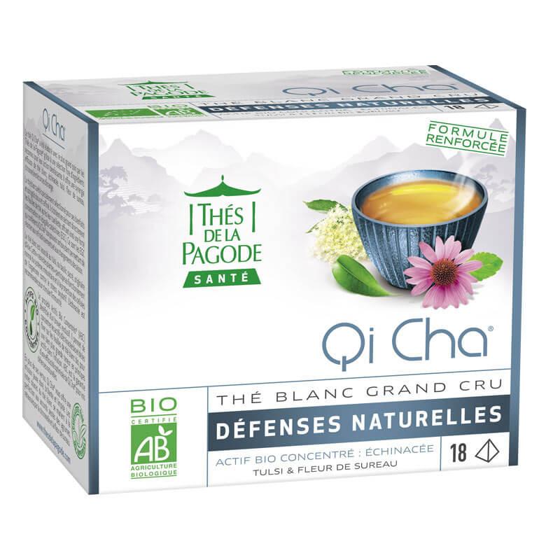 Qi Cha - Pack 18 sachets