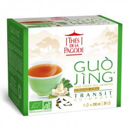 Guo Jing - Visuel du packaging de 30 sachets