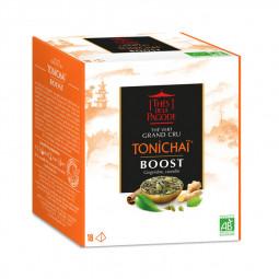 Tonichaï - Visuel du packaging 18 sachets