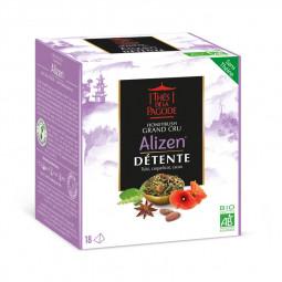 Alizen - Visuel du packaging 18 sachets