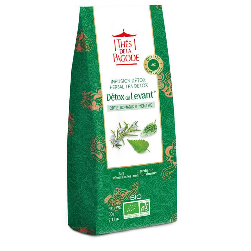 Detox du Levant - Visuel du packaging 60g