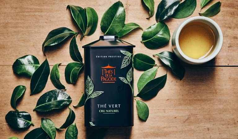 Coffrets de thés bio - Thés de la Pagode
