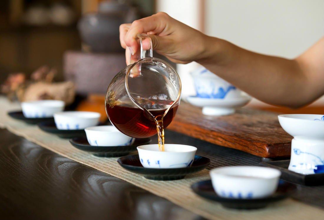 La cérémonie du thé chinoise : le Gong Fu Cha