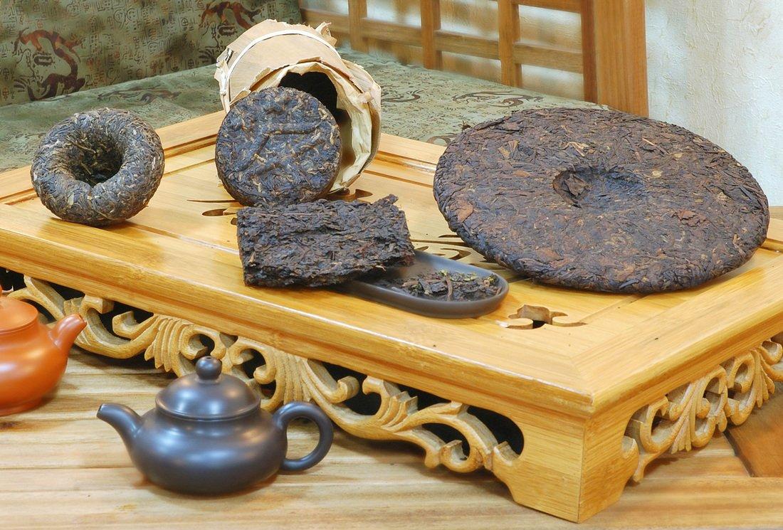 Les vertus du thé pu-erh pour une digestion légère