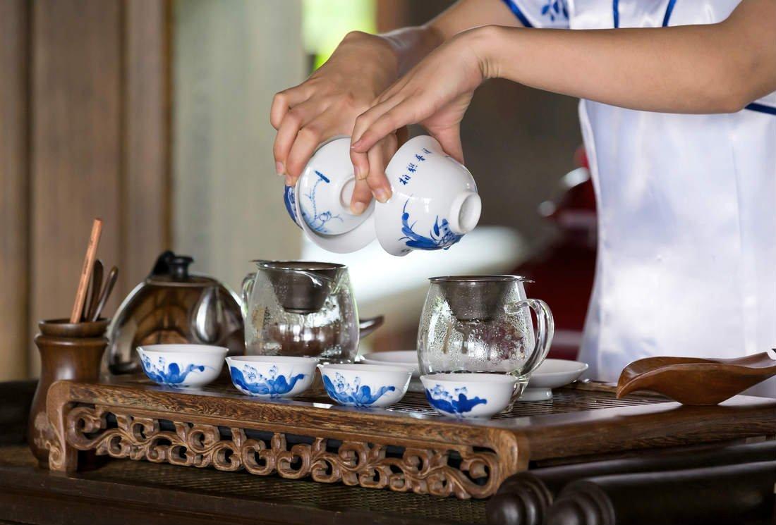 L'art de la dégustation du thé en 4 étapes