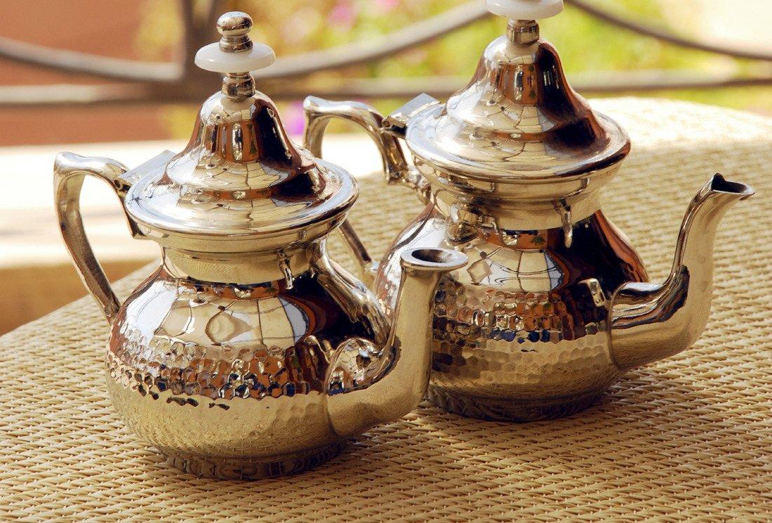 Histoire du thé à la menthe