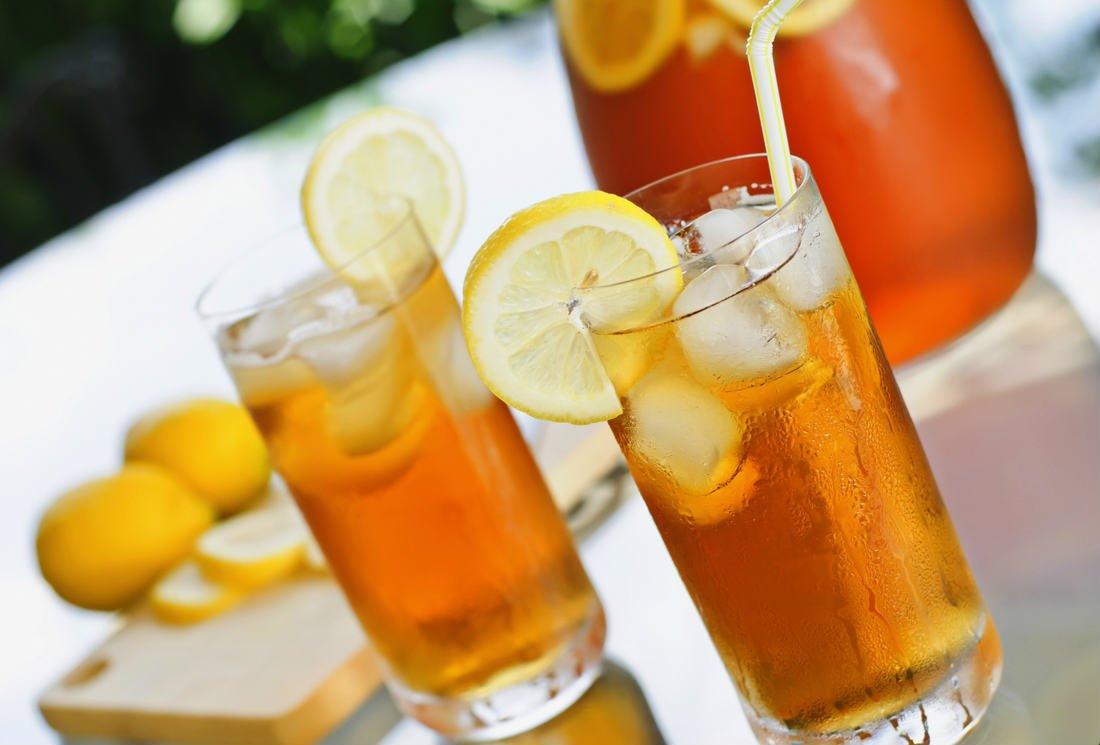 La recette du thé glacé «maison»