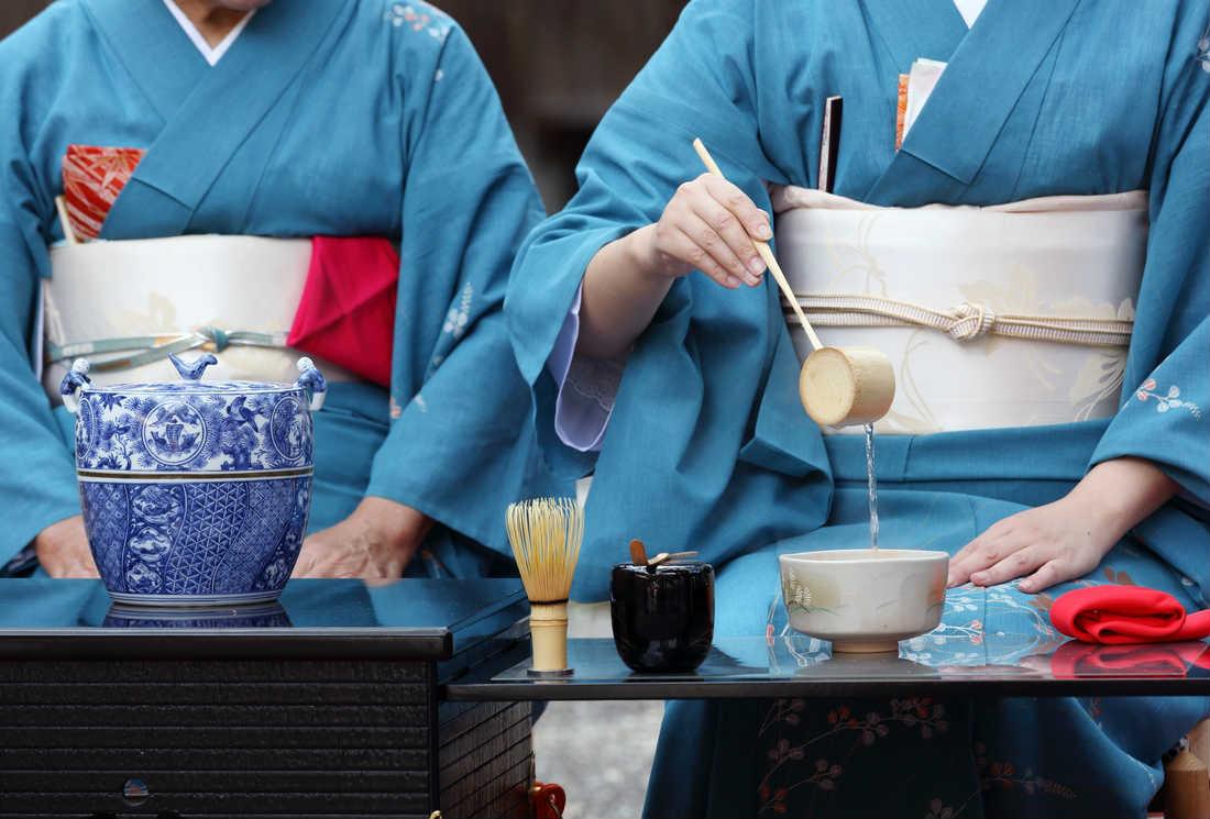 Cérémonie du thé japonaise : le Cha No Yu