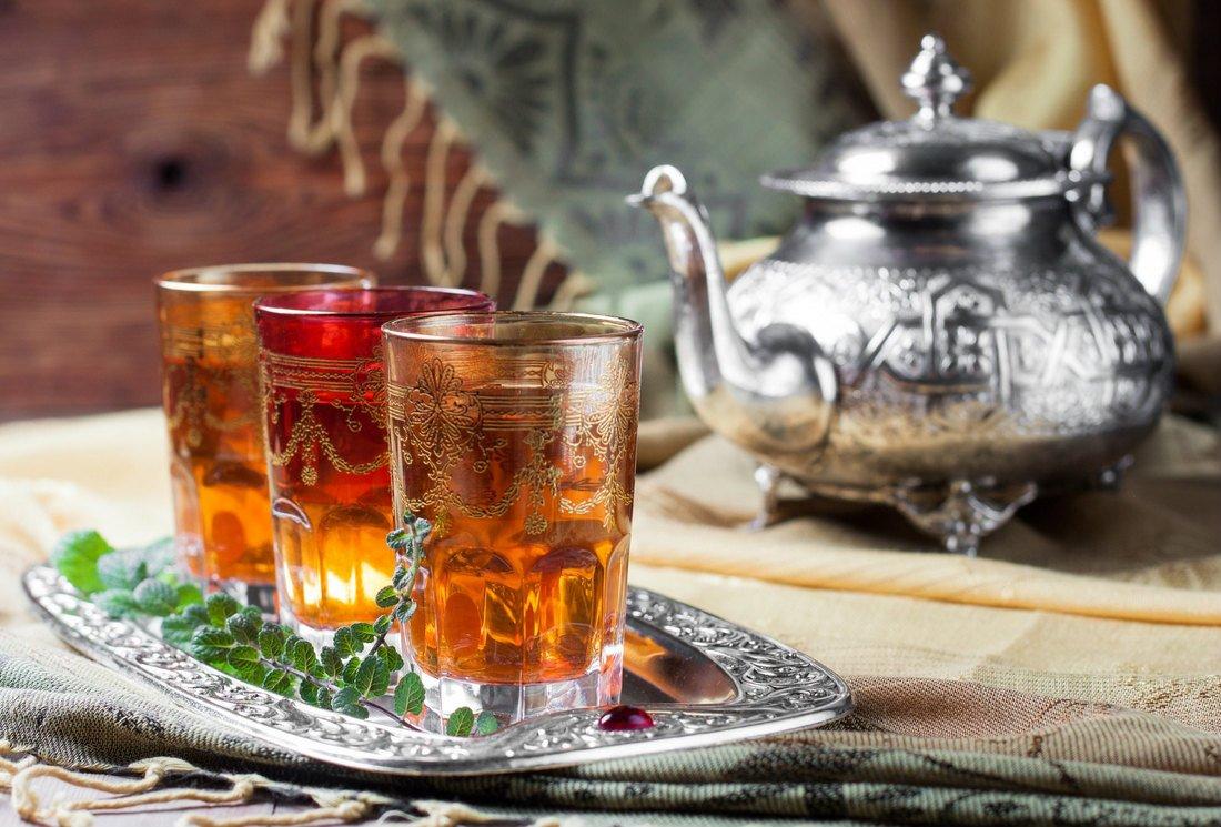 Les secrets du thé vert chez les Touaregs du Sahara