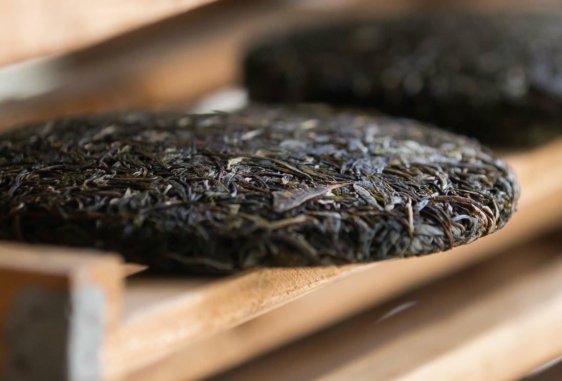 Les bienfaits du thé pu-erh – Thé & antioxydants