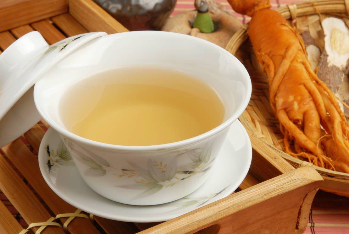 Les bienfaits du thé au ginseng, une plante adaptogène reconnue pour ses bienfaits sur la fatigue
