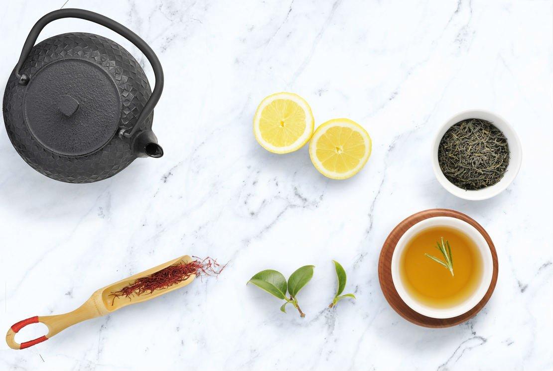 Le thé vert, allié minceur pour retrouver la ligne