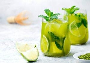 Recette Cocktail au thé Matcha du Japon