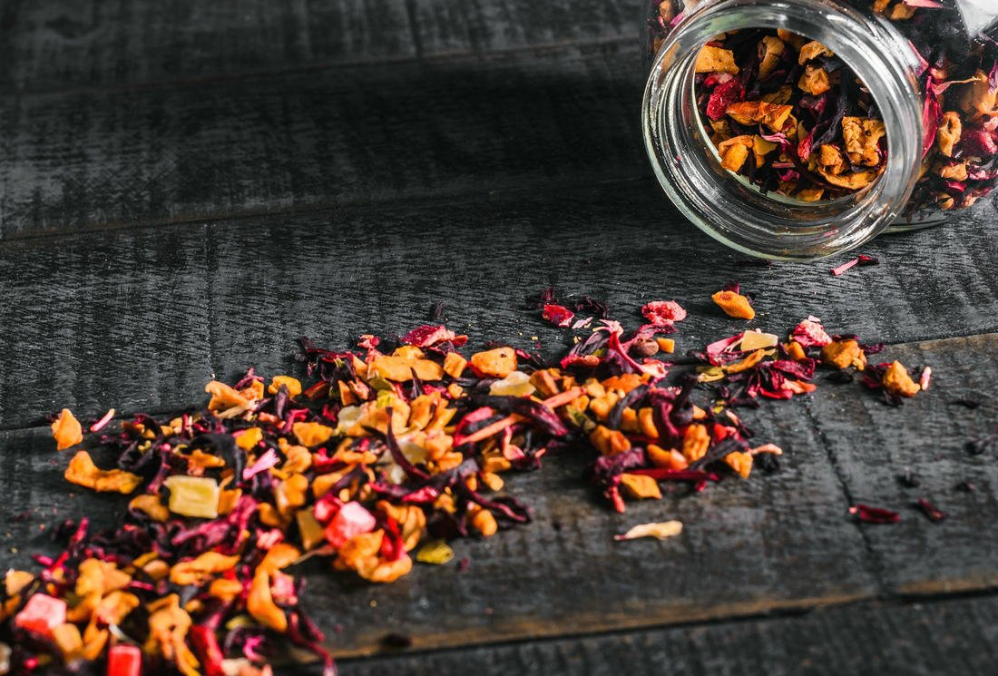 Histoire des thés aromatisés