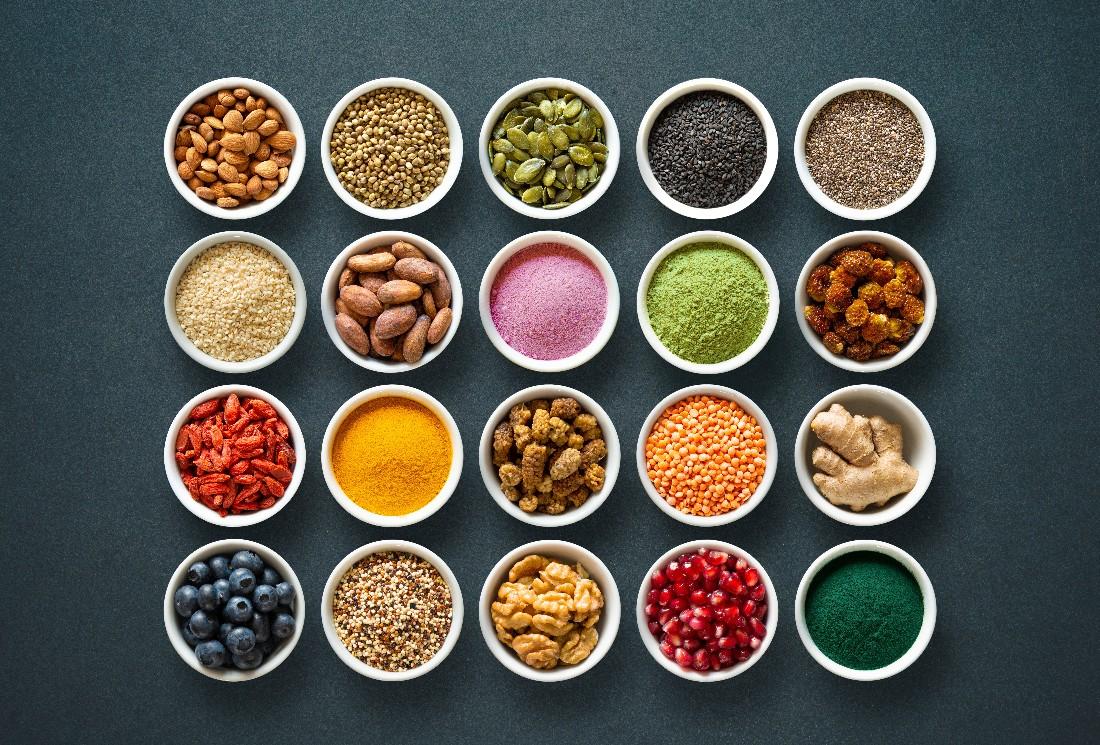 Les antioxydants et l'alimentation