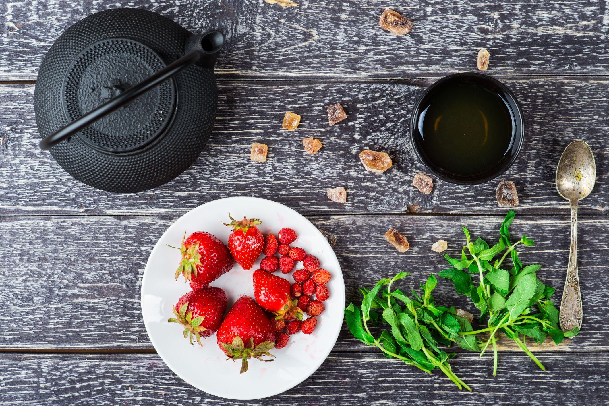 Thés fruités : aromatisation et recettes