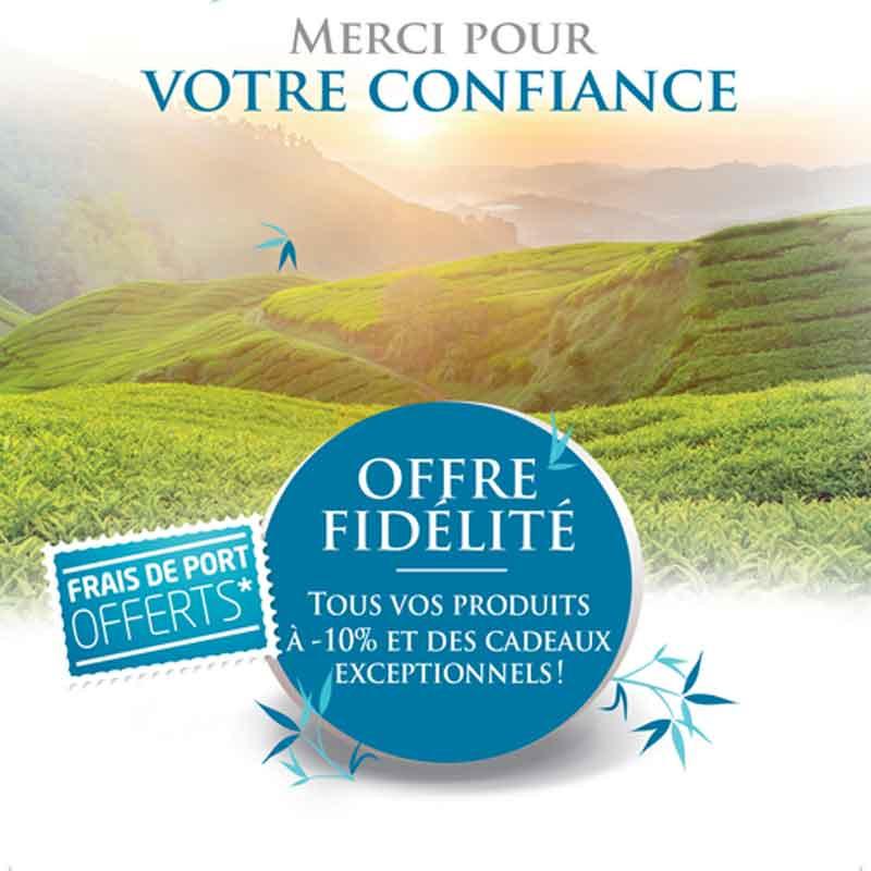 Thé Vert aux Agrumes Edition Prestige